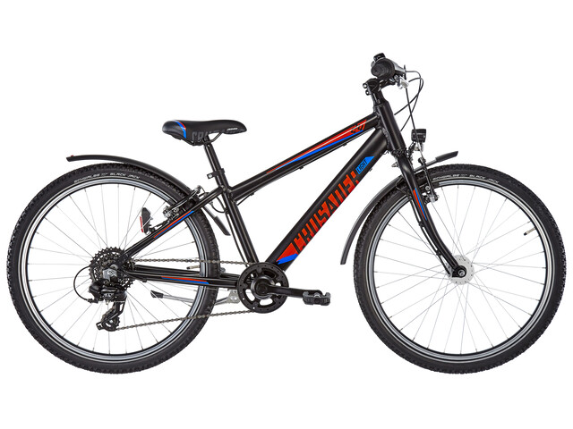 Vélo Puky Crusader 24-8 Active light - Pour enfants - Noir